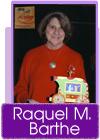 Entrevista a la escritora, bibliotecaria y editora RAQUEL M. BARTHE