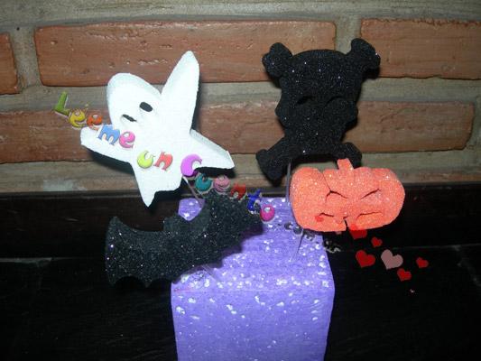 Souvenirs infantiles de Halloween - Imagui