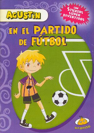 libros para ninos futbol