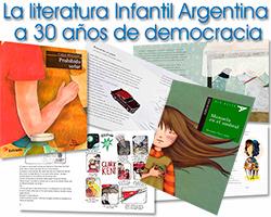 Libros de LIJ con temas de nuestra historia de desaparecidos en épocas de dictadura.